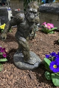 Concrete Works Statuary Inc Small Bigfoot