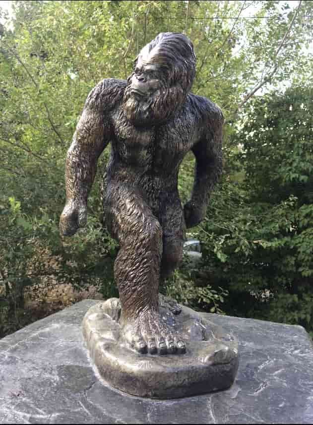 Concrete Works Statuary Inc #2 Big Foot