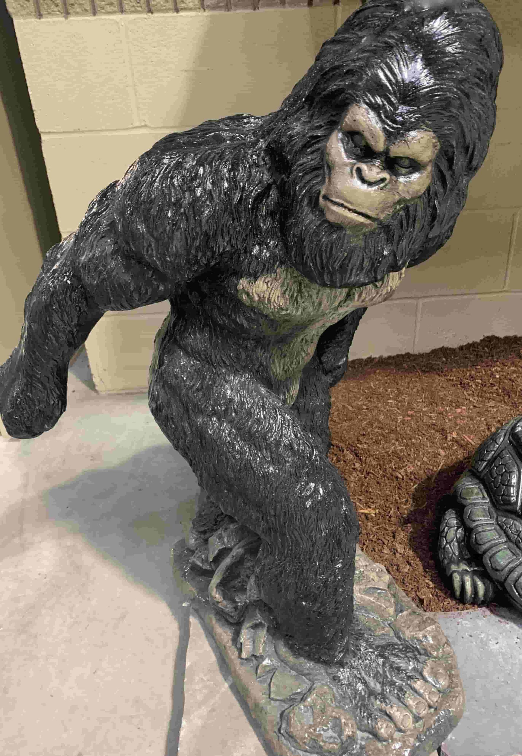 Concrete Works Statuary Inc #3 Bigfoot