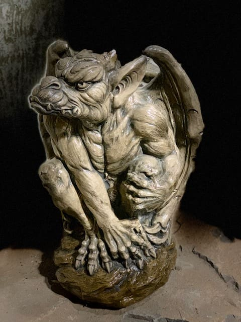 Concrete Works Statuary Inc Gargoyle