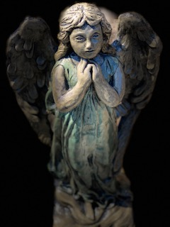 Concrete Works Statuary Inc Angel