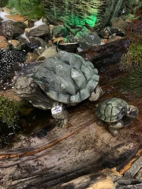 Concrete Works Statuary Inc Small Turtles