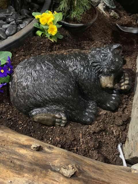 Concrete Works Statuary Inc Sleeping Bear